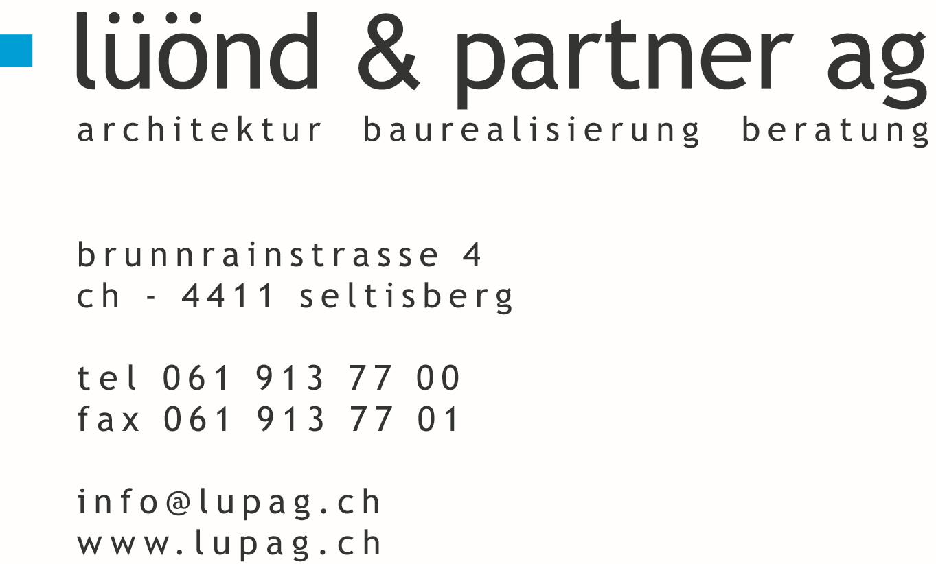 lüönd & partner ag